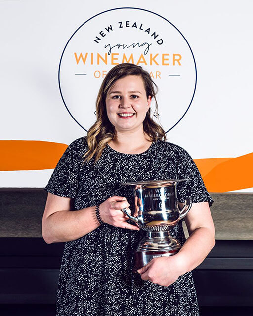 Emily Gaspard Clark Young Winemaker of the Year