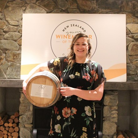 emily gaspard clark young winemaker of the year 2019