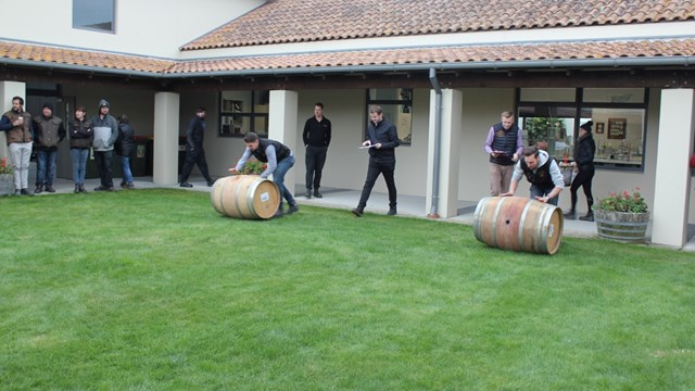 Marlborough Young Winemaker competition - Vin Olympics