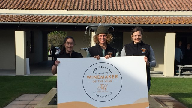 The 2019 Young Winemaker finalists