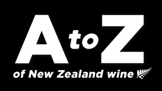 A to Z of New Zealand wine