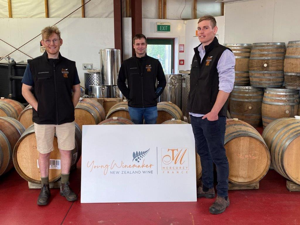2020 NZ Young Winemaker Competition National Finalists